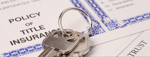 Policy of Title Insurance, Keys