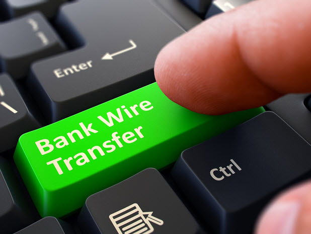Wire Transfer email fraud