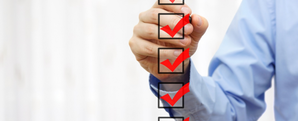 wire fraud prepatation checklist image